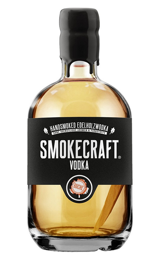Edelholzvodka Smokecraft Vodka